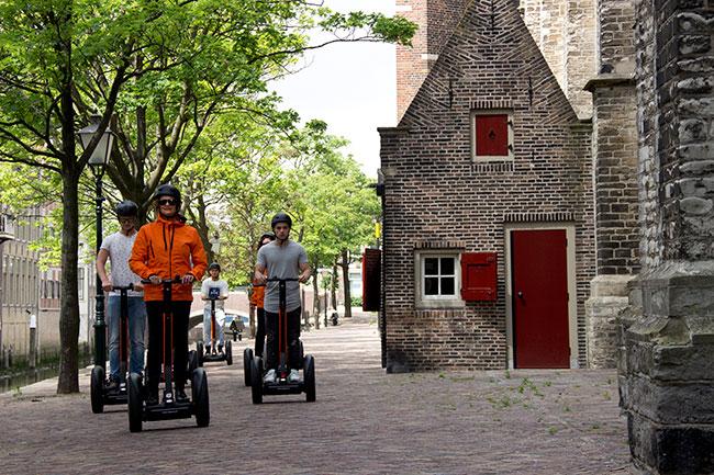 Segway 2 - Segway Dordrecht